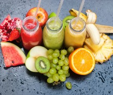 Fruit Juices & Vitamins