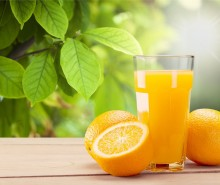 Refreshing Taste with Vitamin C