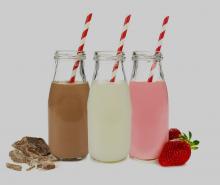 الحليب السائل ومشتقاته
