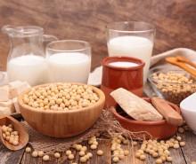الصويا يقلل من الكوليسترول